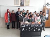 Sungurlu'da 376 Öğrencinin Doğum Günü Kutlandı