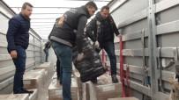 SINIR KAPISI - Tekirdağ'da Bavul Bavul Uyuşturucu Ele Geçirildi Açıklaması Tam 131 Kilo