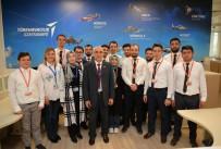 HÜRKUŞ - TUSAŞ'ın Stajyer Mühendisleri 'Cevheri' İle Hedefi 12'Den Vurmaya Hazırlanıyor