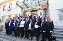 152 Yıllık Belediyenin İlk Kadın Başkanı Mazbatasını Aldı