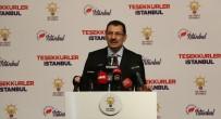 AK Parti Genel Başkan Yardımcısı Yavuz Açıklaması 'AK Parti Lehine Yazılan Oy Bugün 13 Bin 969'Dur'