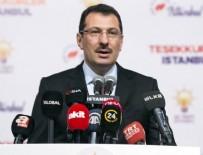 AK Parti, İstanbul'da sayımlarda ulaşılan son rakamı açıkladı