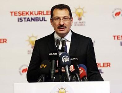 AK Parti'li Yavuz: İstanbul için seçimin iptali başvurusu yok
