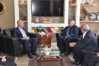 AK Parti MKYK Üyesi Subaşı Rekor Başkanı Tebrik Etti