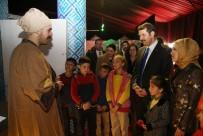 SİVAS VALİSİ - 'Altın Çağ'da Bilim Sergisi' Kapılarını Açtı