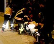 Bacağına Demir Korkuluk Saplanan Öğrenciyi İtfaiye Kurtardı