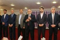 Başkan Öztürk Tebrikleri Kabul Etti