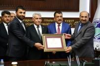 ÖZNUR ÇALIK - Battalgazi Belediyesinde Devir Teslim Yapıldı