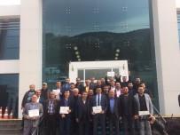 KOCAALILER - Bucak'ta Belde Belediye Başkanları Ve İl Genel Meclis Üyeleri Mazbatalarını Aldı
