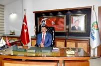 ÖZNUR ÇALIK - Büyükşehir Belediyesinde Devir Teslim Töreni