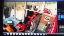 Denizli'deki Deprem Okulun Güvenlik Kamerasında