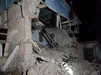 Deprem Doğanbağı Köyünde 5 Eve Hasar Verdi