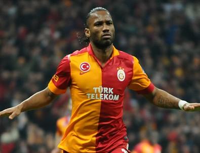 Didier Drogba, Galatasaray'a köprü oldu