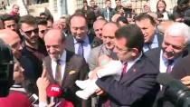 KADINLAR PAZARI - Ekrem İmamoğlu, Fatih'te Vatandaşlarla Buluştu