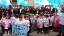 DEMOKRASİ PARKI - Erciş'te Otizm Farkındalık Etkinlikleri