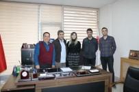 FARUK GÜNAY - Erzincan'da Kurulacak Süt Deposu İçin İmzalar Atıldı