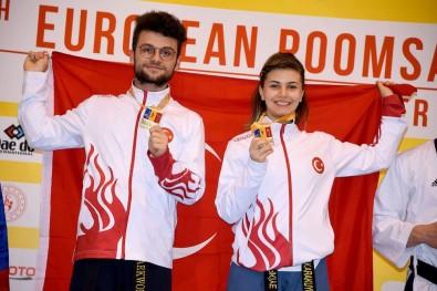 Gülsena Karakuyulu Avrupa Şampiyonu oldu