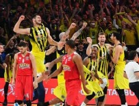 LITVANYA - Fenerbahçe'nin rakibi belli oldu