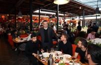 Fenerbahçeli Futbolcular Moral Yemeğinde Bir Araya Geldi