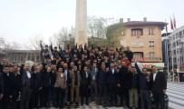 Gaziantep Ülkü Ocakları Başbuğ'u Andı