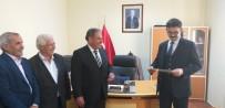 Gündoğmuş Belediye Başkanı Özeren Mazbatasını Aldı