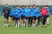 BOLUSPOR - Karabükspor, Boluspor Maçı Hazırlıklarını Tamamladı
