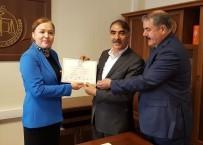 Karlıova Belediye Başkanı Bingöl, Mazbatasını Aldı