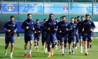 KEMERBURGAZ - Kasımpaşa, BB Erzurumspor Maçı Hazırlıklarını Sürdürdü