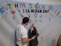 SAĞLIKLI HAYAT - Kütahya'da 'Sağlık Günleri' Başladı
