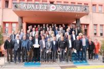 MUHAMMED ALI - MHP'li Meclis Üyeleri Mazbatalarını Aldı