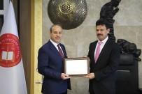 MEHMET TÜRK - Oğuzeli Belediye Başkanı Mehmet Sait Kılıç Mazbatasını Aldı