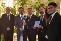 BOĞAZIÇI ÜNIVERSITESI - Sanal Borsa Şampiyonlarından Rektör Aldemir'e Ziyaret