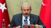 MECLİS BAŞKANLARI - TBMM Başkanı Şentop, Parlamentolararası Birlik Toplantısına Katılmak Üzere Katar'a Gitti