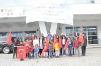 MİLLİ SPORCULAR - AÇSH Spor Kulübü Buz Sporlarına Yoğunlaştı