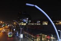VİTRİN - AVM'de İklim Değişikliğine Farkındalık Oluşturmak İçin Işıklar Söndü