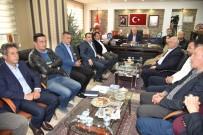 MUSTAFA KORKMAZ - Dursunbey Belediye Meclisinde Yeni Dönem