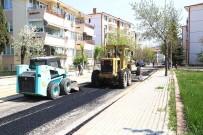 ŞEBEKE HATTI - Edirne'de Altyapıda İkinci Etap Başlıyor