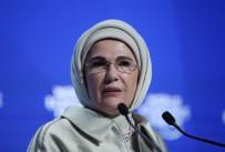 NAYLON POŞET - Emine Erdoğan Dünya Ekonomik Forumu'nda Konuştu