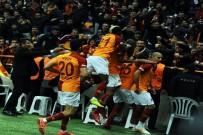 CIMBOM - Galatasaray Evindeki Seriyi 33'E Çıkardı