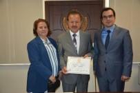 Haymana Belediye Başkanı Turgut Mazbatasını Aldı