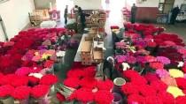 14 ŞUBAT - 'Seçimin Kazananı' Çiçekçiler Oldu