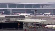 Taşınma sonrası İstanbul Havalimanı'ndan ilk uçak Ankara'ya