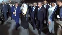 HOŞGÖRÜSÜZLÜK - TBMM Başkanı Mustafa Şentop Katar'da