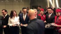İLKER AYCI - THY, Atatürk Havalimanı'ndan Son Tarifeli Seferini Yaptı