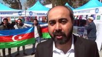 YABANCI ÖĞRENCİLER - Türkiye'deki Yabancı Öğrenciler Çorum'da Buluştu