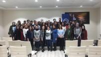 Uşak Üniversitesinde 'Hayatıma Ses Ver' Konferans Düzenlendi