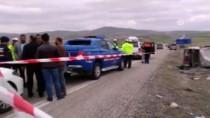 Aksaray'da Trafik Kazası Açıklaması 1 Ölü, 3 Yaralı