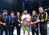 BOKSÖR - Ali Eren Demirezen, 3. Kez Avrupa Şampiyonu