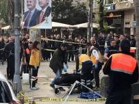 SİLAHLI SALDIRI - Bağdat Caddesi'nde Vurulan Şahsın Cesedi Kaldırıldı