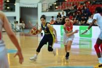 BIRSEL VARDARLı - Bellona Kayseri Basketbol Açıklaması 58 - Fenerbahçe Açıklaması 76